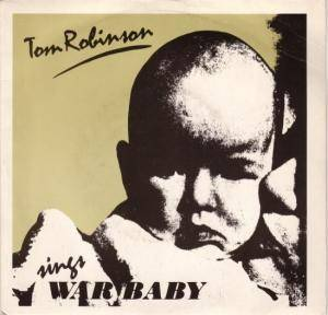 Tom Robinson: War Baby - Cover