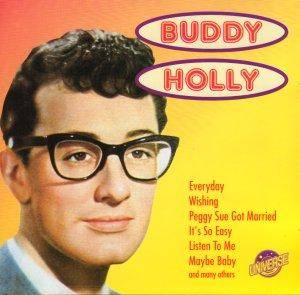 Buddy Holly: Buddy Holly - Cover