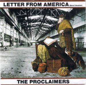 The Proclaimers: Letter From America - Cover
