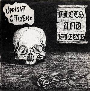 Cover - Upright Citizens: Facts & Views