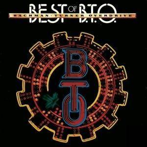 Bachman-Turner Overdrive: Best Of B.T.O. (So Far) - Cover