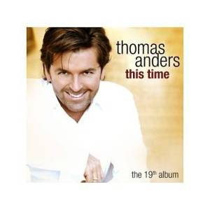 Cover - Thomas Anders: This Time