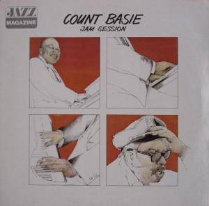 Cover - Count Basie: Norman Granz' Jam Session #4