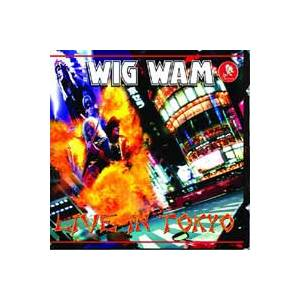 Cover - Wig Wam: Live In Tokyo