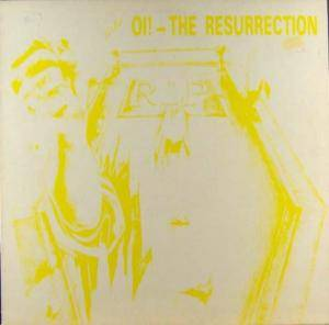 Oi!-The Resurrection - Cover