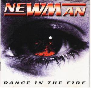 Cover - Newman: Dance In The Fire