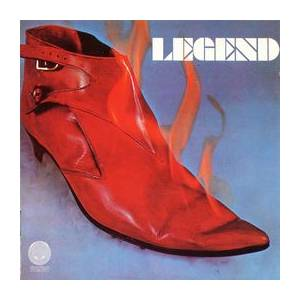 Legend: Legend (Red Boot) - Cover