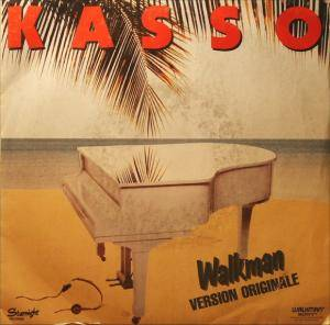 Kasso: Walkman - Cover