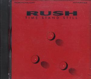 Rush: Time Stand Still - Cover