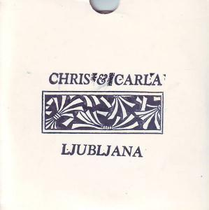 Chris & Carla: Ljubljana - Cover