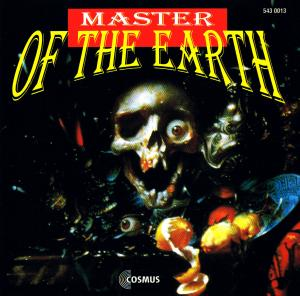 Master Of The Earth - Cover