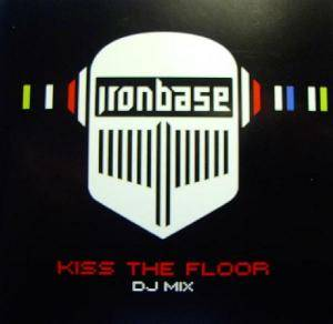 Cover - Ironbase: Ironbase - Kiss The Floor DJ Mix