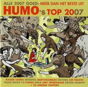 Humo's Top 2007: Alle 2007 Goed - Cover