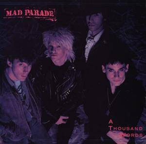 Cover - Mad Parade: Thousand Words, A