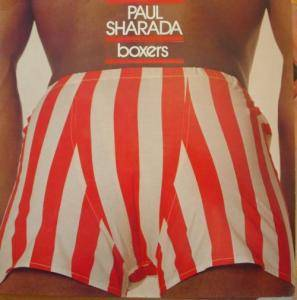 Cover - Paul Sharada: Boxers