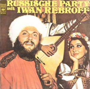 Cover - Ivan Rebroff: Russische Party