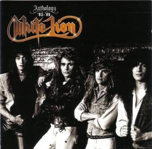 White Lion: Anthology '83-'89 (2006) - Cover