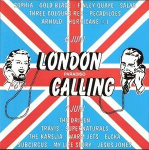 Cover - Arnold: London Calling Volume 3