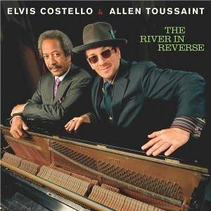 Elvis Costello & Allen Toussaint: River In Reverse, The - Cover