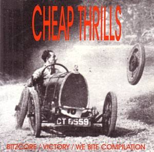 Plastic Bomb CD Beilage 13 - Cheap Thrills - Cover