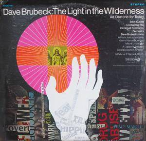 Cover - Dave Brubeck: Light In The Wilderness, The