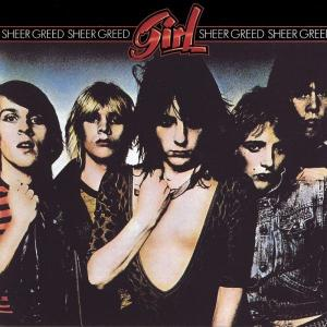 Girl: Sheer Greed - Cover