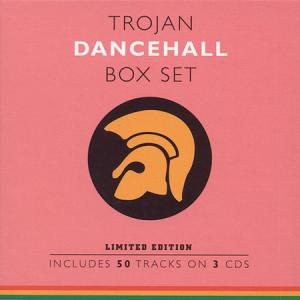 Trojan Dancehall Box Set - Cover
