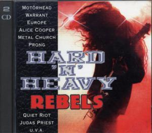 Hard'n'Heavy Rebels - Cover
