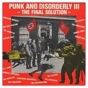 Punk And Disorderly III - The Final Solution - Cover