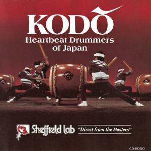 Cover - Kodo: Heartbeat Drummers Of Japan