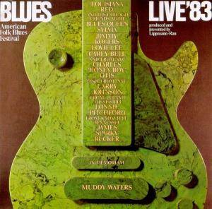 American Folk Blues Festival '83 - Cover
