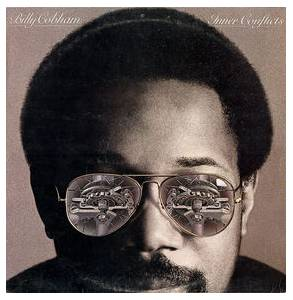 Cover - Billy Cobham: Inner Conflicts