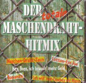der totale maschendraht hitmix cd 2000. Black Bedroom Furniture Sets. Home Design Ideas