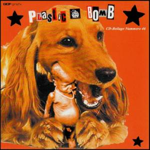 Cover - Fade Out: Plastic Bomb CD Beilage 46 - Hundeknochen