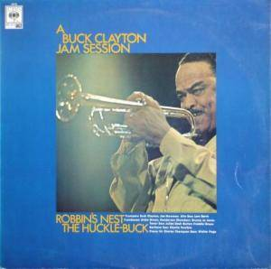 Cover - Buck Clayton: Buck Clayton Jam Session, A
