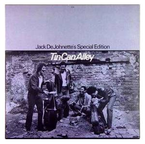 Cover - Jack DeJohnette: Tin Can Alley