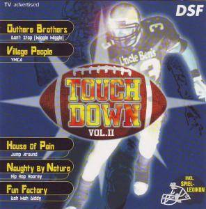 Touchdown Vol. II - Cover