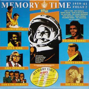 Memory Time - Folge 2 1959-61 - Cover