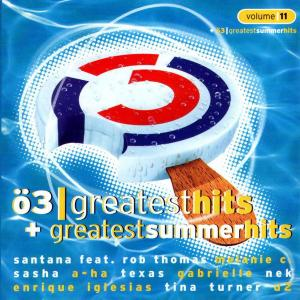 Ö3 Greatest Hits Volume 11 Ö3 Greatest Summer Hits - Cover