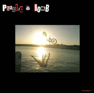 Plastic Bomb CD Beilage 61 - Stunt Beim Sonnenuntergang - Cover