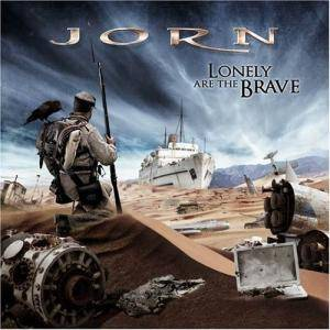 Jorn: Lonely Are The Brave - Cover