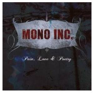 Cover - Mono Inc.: Pain, Love & Poetry