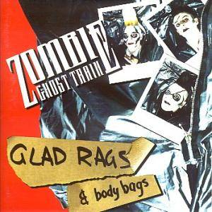 Zombie Ghost Train: Glad Rags & Body Bags - Cover