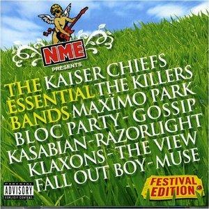 Cover - Various Artists/Sampler: NME - The Essential Bands 2007 : Festival Edition