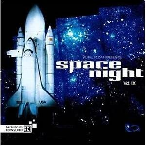 Cover - Funky Lowlives, The: Aural Float Presents: Space Night Vol. IX