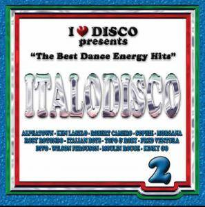 Cover - Moulin Rouge: I Love Disco Presents The Best Dance Energy Hits Italodisco Vol.02