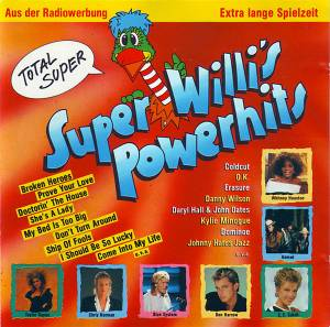 Super Willi's Powerhits - Cover