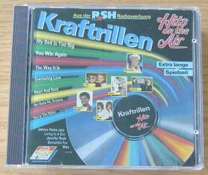 Kraftrillen Hits On The Air - Cover