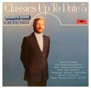 James Last: Classics Up To Date 5 - Cover