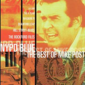 Cover - Mike Post: NYPD Blue - The Best Of Mike Post